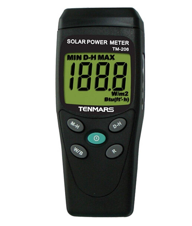 Pyranometer Ambient Weather TM-206 Solar Power Meter