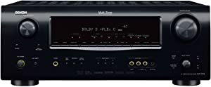 Denon AVR-1709 7.1-Channel Multi-Zone Home Theater Receiver (Discontinued by Manufacturer)