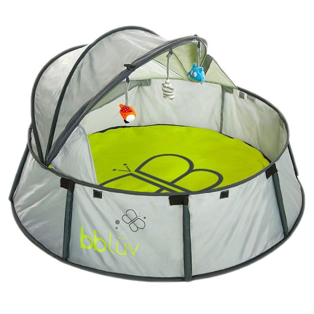 bblüv - Nidö - 2-in-1 Travel & Play Tent - Fun Tent with UV Protection for Infants and Toddlers B0102