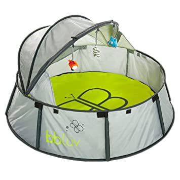 bblüv - Nidö - 2-in-1 Travel u0026 Play Tent - Fun Tent  sc 1 st  Amazon.com : baby tent - memphite.com