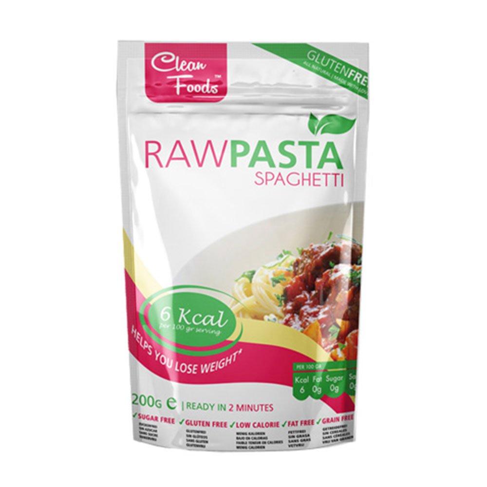 10x Rawpasta Konjac Spaghetti, 200gr / paquetito: Amazon.es ...