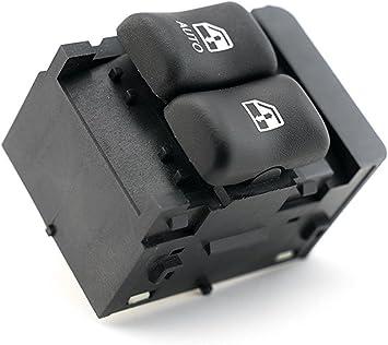 New Power Window Master Control Switch for 2000-2005 Chevy Cavalier 2 door