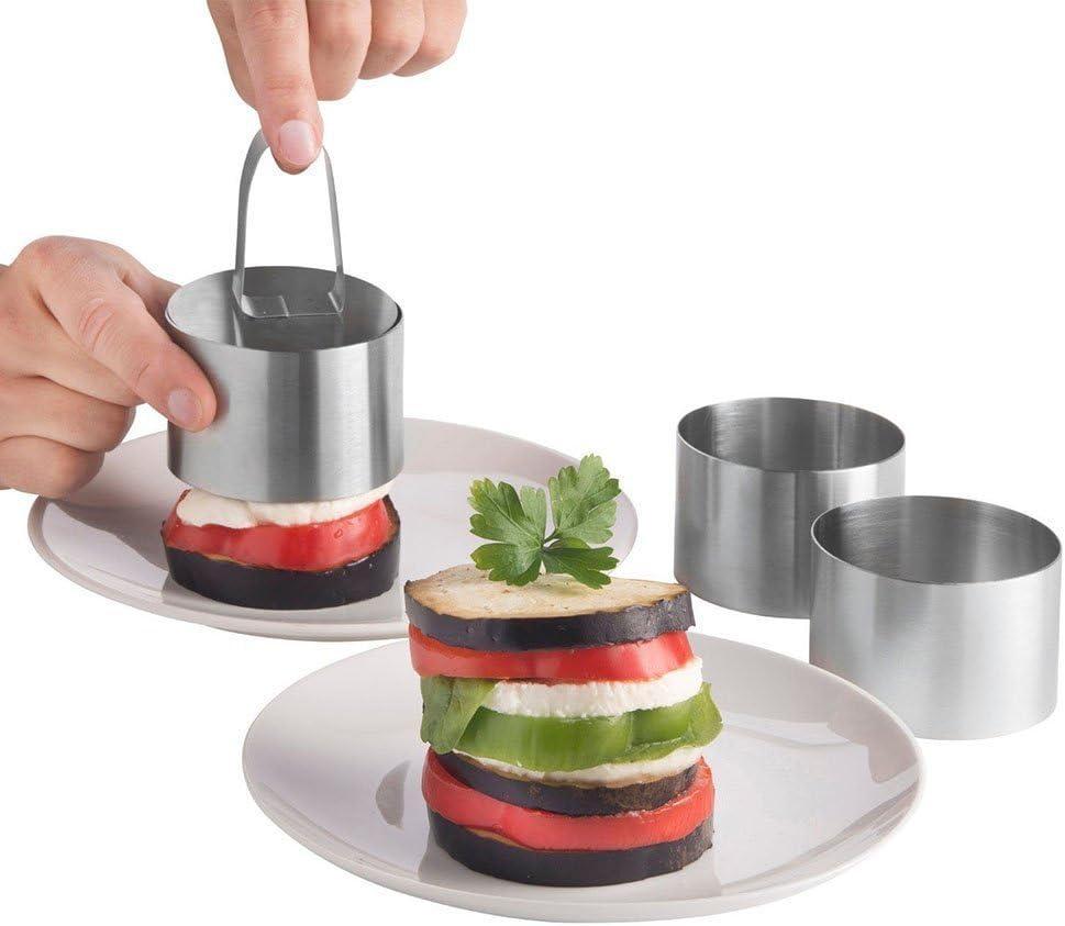 Worsendy Moldes cortadores para cocina y repostería, diseño ...
