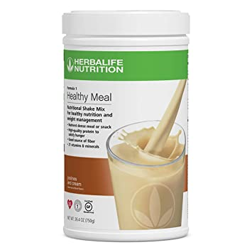 Proteína Nutritional Shake Mix Pralines y crema sabor 26.46 ...
