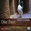 Die Pest Hörspiel von Albert Camus Gesprochen von: Götz Schubert, Jürgen Tarrach