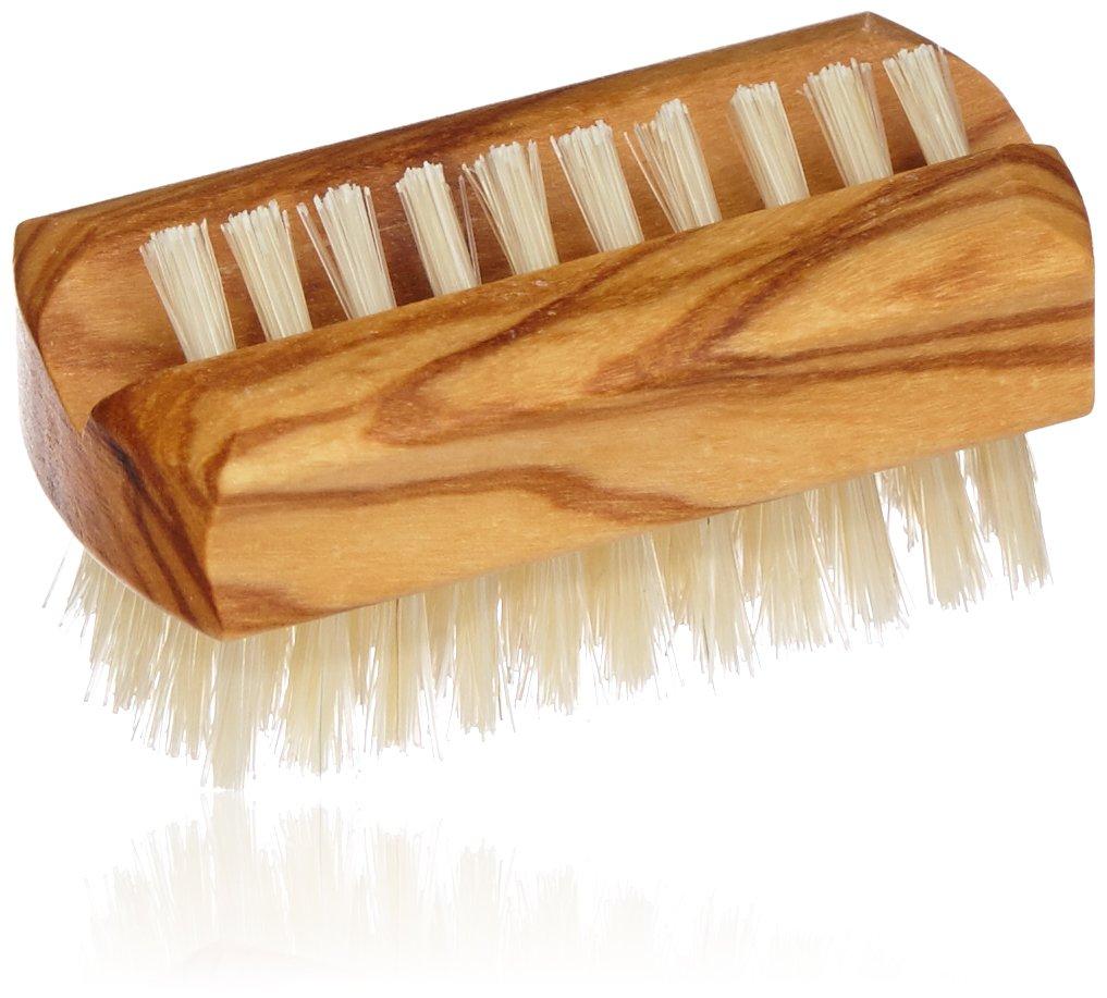 CROLL & DENECKE 20248 - Spazzolino per unghie in pregiato legno di ulivo CROLL & DENECKE GMBH