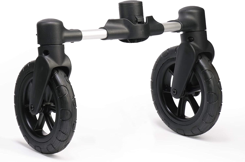 Black iCandy Peach All-Terrain 4 Wheel Conversion Kit