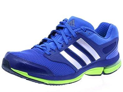 adidas Supernova Solution 3 Mens Shoes, Blue Beauty/Metal Silver/Electricity, 11.5