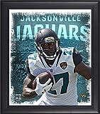 "Best Sports Memorabilia Sports Memorabilia Collage Makers - Leonard Fournette Jacksonville Jaguars Framed 15"" x 17"" Review"