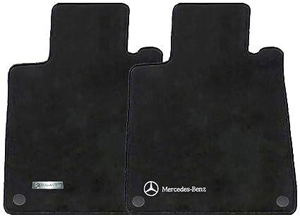 Mercedes Benz Floor Mats >> Mercedes Benz Genuine Oem Carpeted Floor Mats Clk Class Convertible 2004 To 2009 Pebble Beige