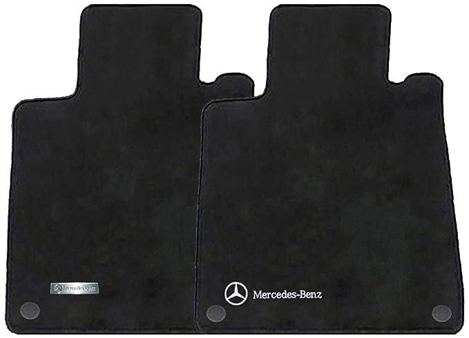 Mats NEW 2002-2007 Mercedes-Benz W203 C Class Genuine Carpeted Floor Mat Set