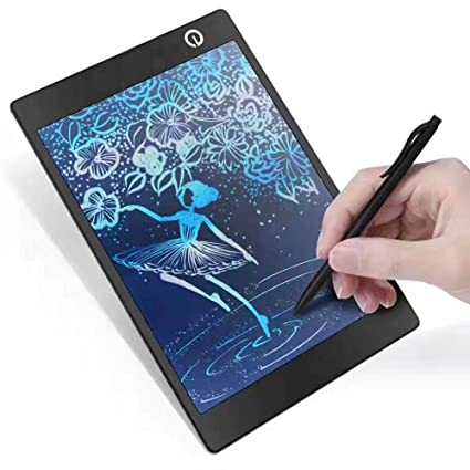 Amazoncom Lcd Writing Tablet Colorful Screen 97 Inch Erasable