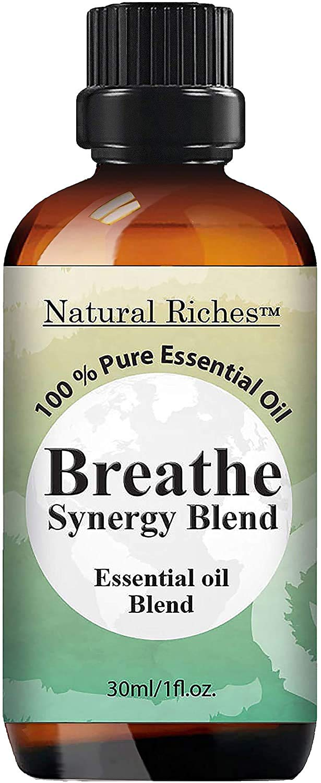 Natural Riches Breathe Essential Oil Blend