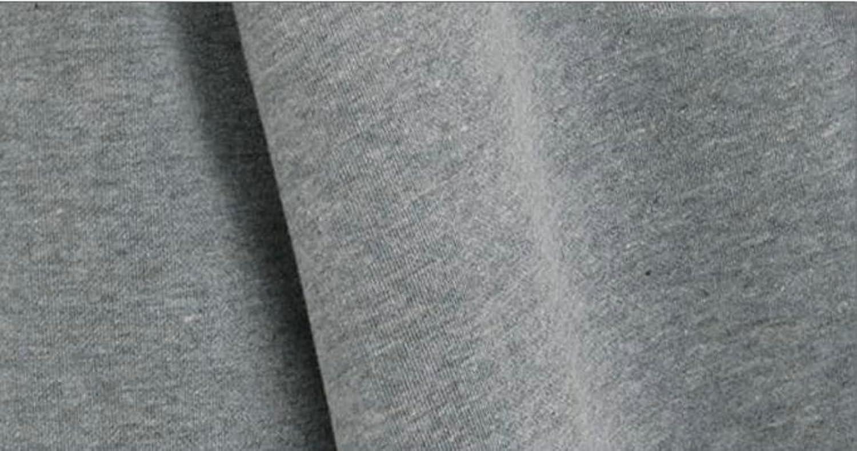 EKU Womens Loose Sweatshirt Split Fleece Top Dress