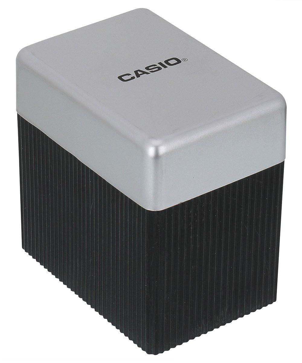 Amazon.com: Casio # mtd1077d-1 a1 V de los hombres de acero ...