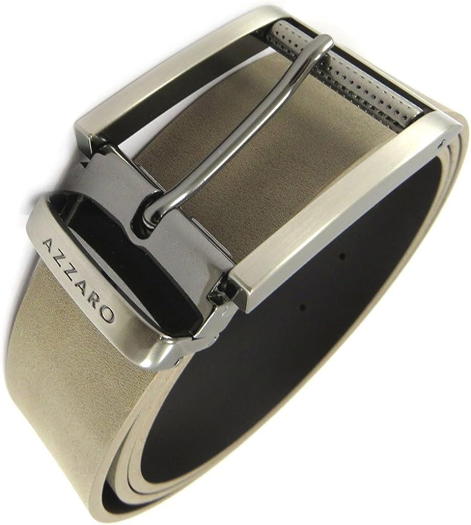 Leather belt Azzaro mole.
