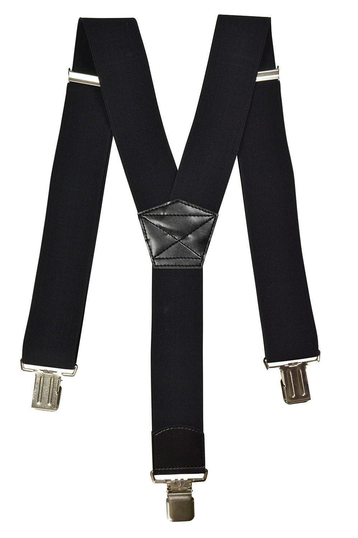 5cm Mens XXL Extra Wide Heavy Duty Y-Shape Braces//Suspenders