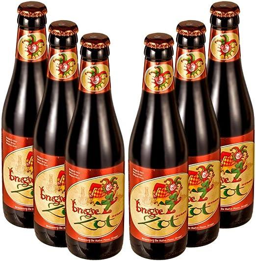 Cerveza Artesana Brugse Zot Dubbel 7,5%: Amazon.es: Instrumentos musicales