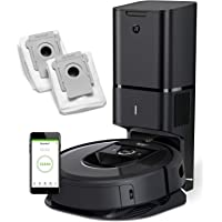 iRobot Roomba i7+ (7550) Robot Vacuum Bundle with Automatic Dirt Disposal - Wi-Fi Connected, Smart Mapping, Ideal for…