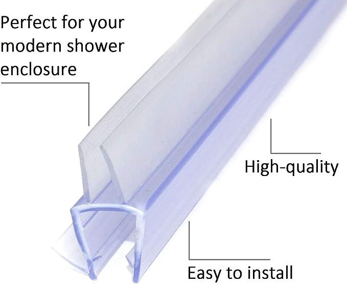 Junta para duchas y tabiques PS006: Amazon.es: Bricolaje y ...