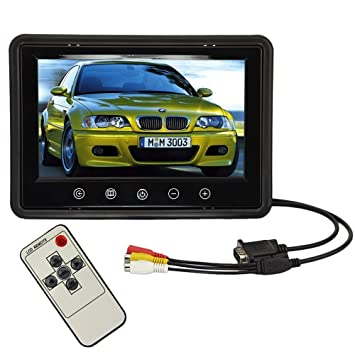 BW 800480 3501 Contrast Ratio 9 Inch TFT Color LCD