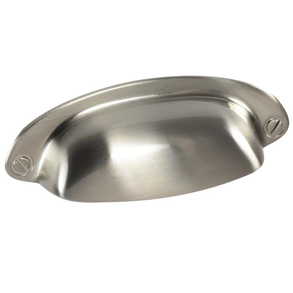 #1556 Cup Pull, Brushed Nickel