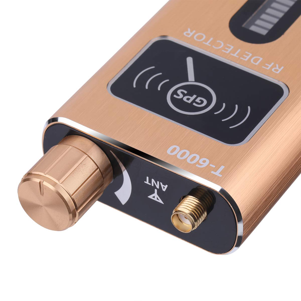 Winnes professionale wireless telecamera nascosta rilevatore ad alta sensibilit/à anti-spy segnale RF Bug detector