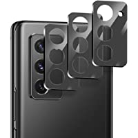 Suoman 3-Pack for Samsung Galaxy Z Fold 2 5G Camera Lens Protector, [Aluminum Alloy] [Not Affect Flash] Camera Lens…