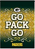 Green Bay Packers Rico Premium 2-sided GARDEN Flag Outdoor House Banner Football