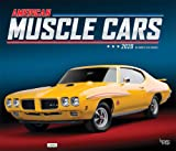 American Muscle Cars 2020 Calendar: Foil Stamped Cover