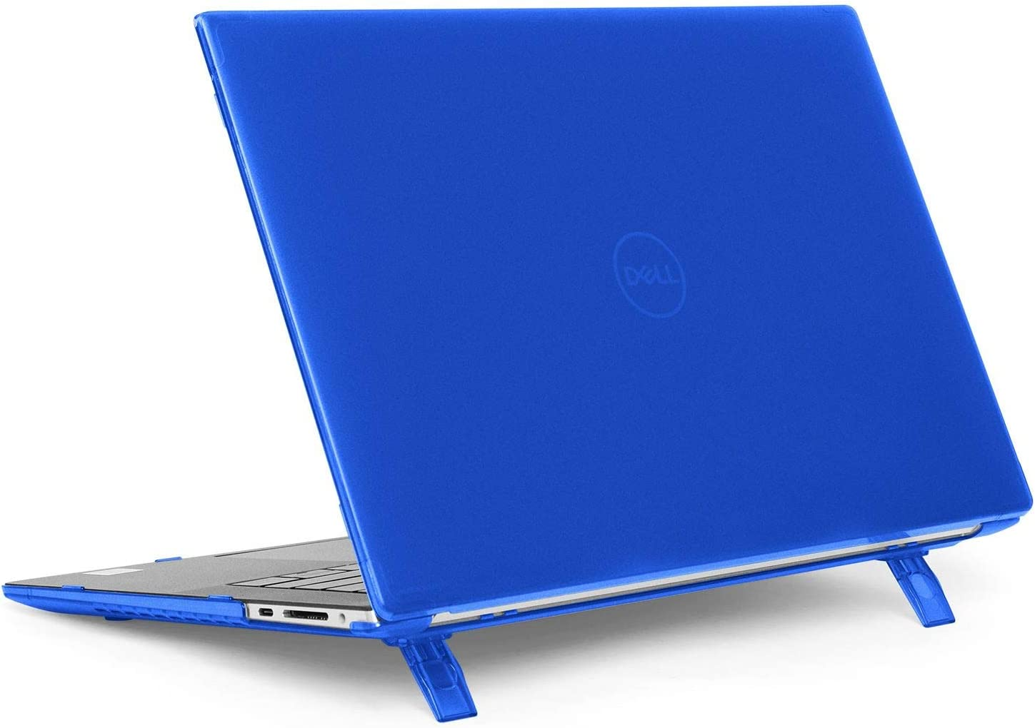 "mCover Hard Shell CASE for New 2020 15.6"" Dell XPS 15 9500 / Precision 5550 Series Laptop Computer (Blue)"