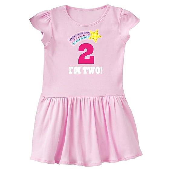 Amazon.com: inktastic 2 nd cumpleaños 2 años de edad Niñas ...