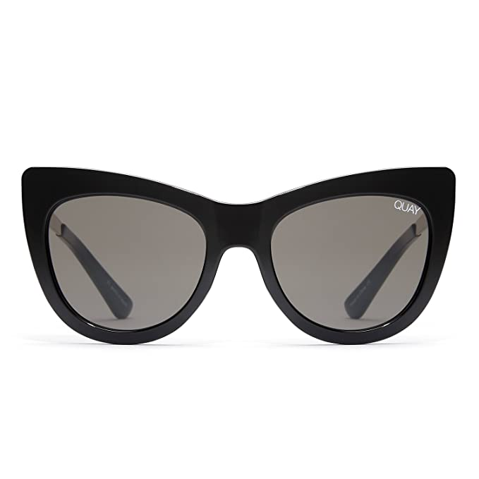 Quay Australia STEAL A KISS Gafas de sol Mujer Gordas Ojos de gato   Amazon.es  Ropa y accesorios 0e639e88f2df