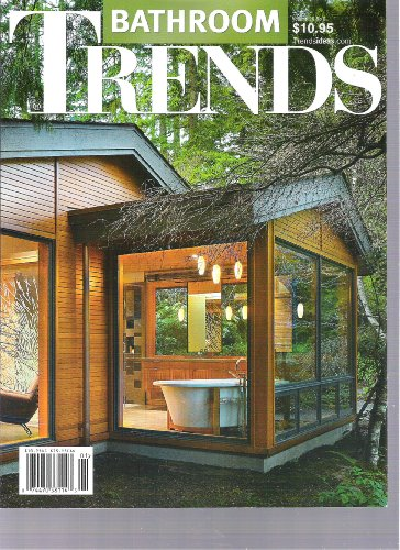USA Bathroom Trends (Trends Ideas, Volume 26 Number 8)