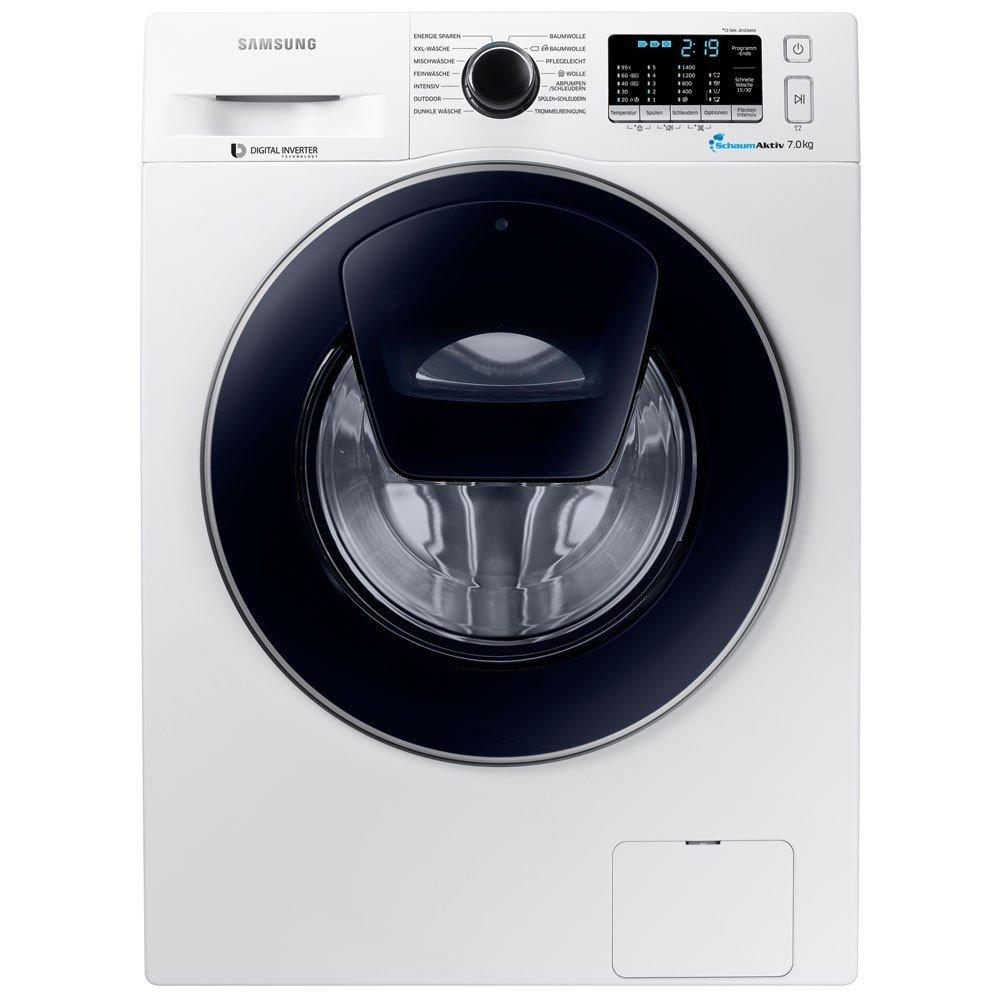 Samsung WW70K5400UW Independiente Carga frontal 7kg 1400RPM A+++ ...