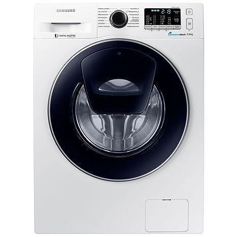 Samsung WW70K5400UW Independiente Carga frontal 7kg 1400RPM ...