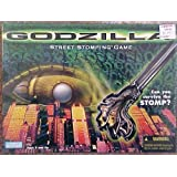 Godzilla Street Stomping Game by Parker Brothers