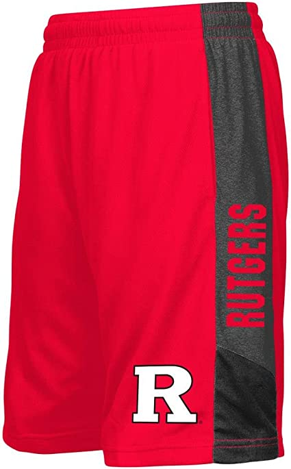 Colosseum Youth Rutgers Scarlet Knights Basketball Shorts