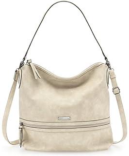 7ae5d158e9261 Tamaris Damen Handtasche PATTY Hobo Bag L Henkeltasche 33x36x12 cm (B x H x  T