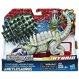 Jurassic Park World Bashers & Biters Hybrid Armor Anklyosaurus Action Figure