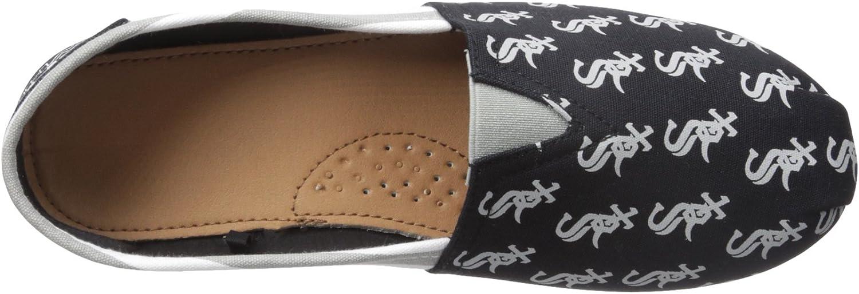 MLB Womens Canvas Stripe Shoes