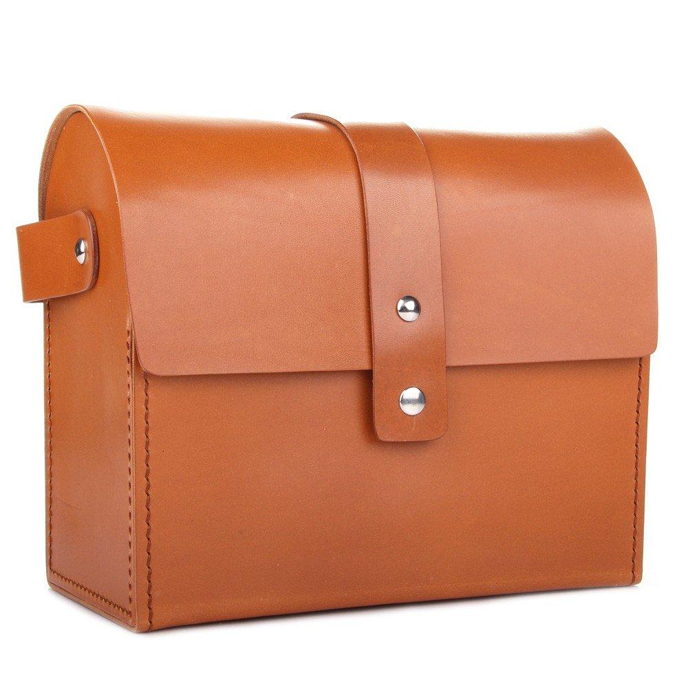 Muhle Large Handmade Leather Travel Bag