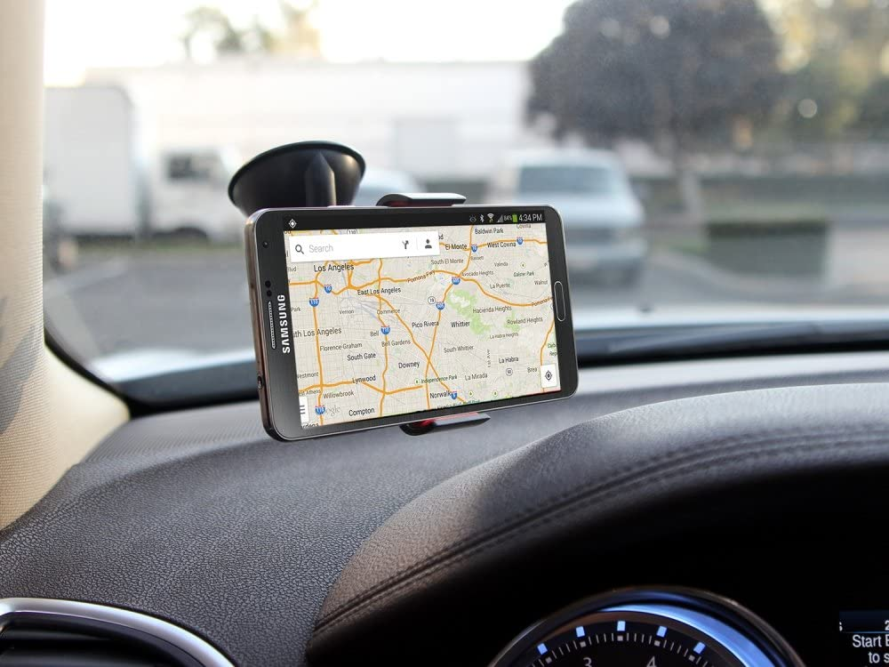 Retail Packaging Cellet Windshield Car Mount Holder for Phones Up to 3.8 Inches Wide