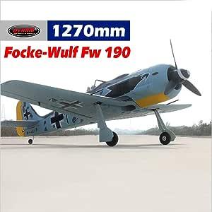 DYNAM FOCKE WULF FW190 Empennage Vertical