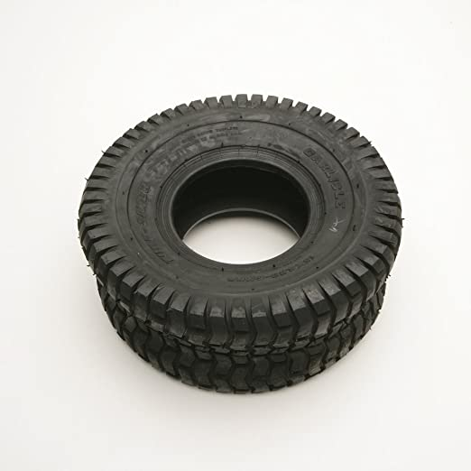 CUB CADET - Neumático de reacondicionamiento (15 x 6 x 6) para ...