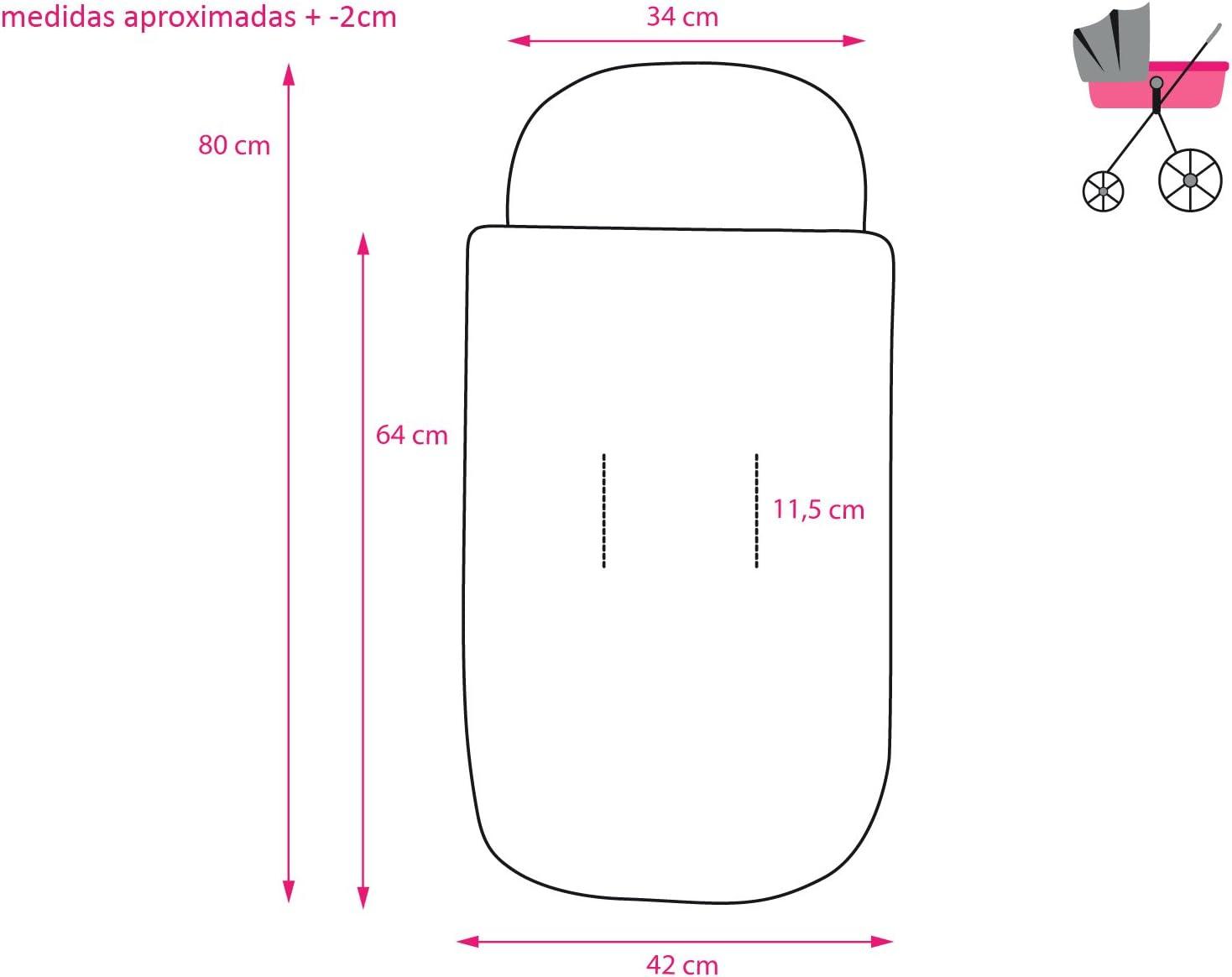 Saco POLAR para Grupo 0 Impermeable modelo 66