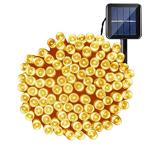 Outdoor Solar Lights Yellow - 6