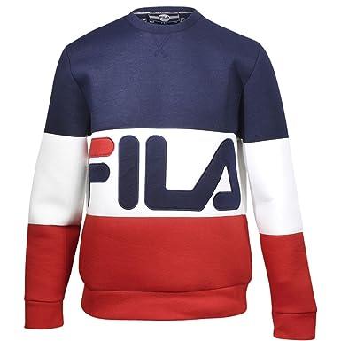 c5f3762d51 Fila Men's Polar Crew Shirt at Amazon Men's Clothing store: