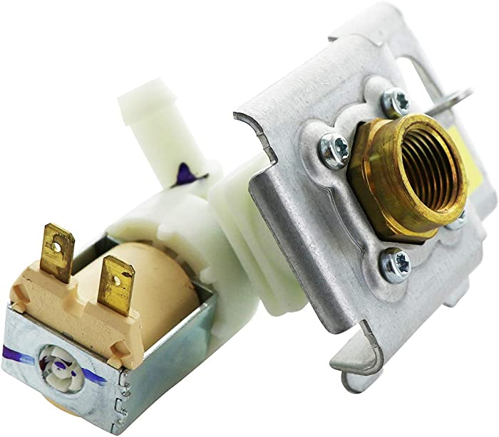 Kitchen Basics 101: 8531671 8528931 Dishwasher Water Inlet Valve Replacement for Kenmore Whirlpool