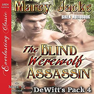 The Blind Werewolf Assassin Audiobook